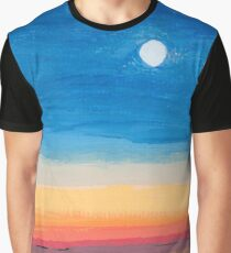 Oceans 4 Graphic T-Shirt