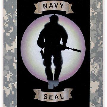 Navy Seal by AirbrushedArt