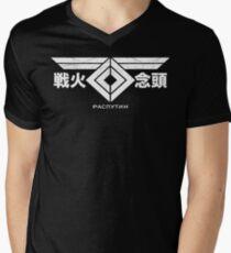 Art of The War Mind Men's V-Neck T-Shirt