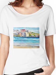 Seagulls on Bondi Beach Women's Relaxed Fit T-Shirt