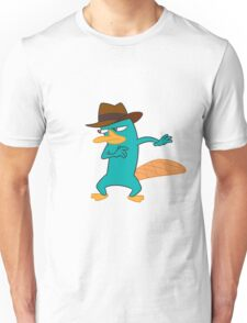Agent P Perry the Platypus Unisex T-Shirt