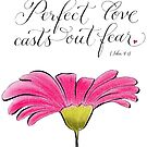 Perfect Love insiprational verse by Melissa Goza