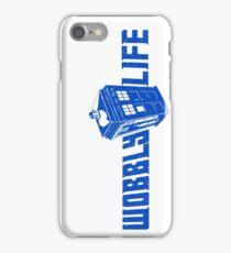 Wobbly Life iPhone Case/Skin