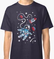 Space Walk Classic T-Shirt