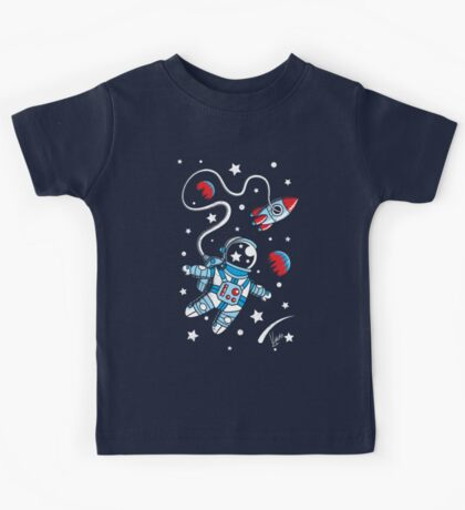 Space Walk Kids Clothes