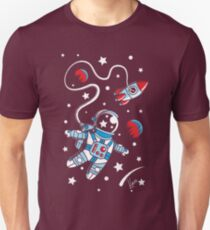Space Walk Unisex T-Shirt