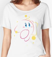 Kirby Women's Relaxed Fit T-Shirt