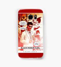 Violent Souls - Black Mirror Karl Samsung Galaxy Case/Skin