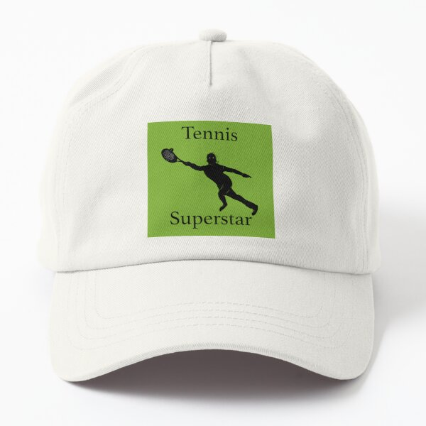 Tennis Superstar | No Compromise | Girls in Sport Dad Hat