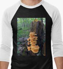 Yellow Shelf Mushrooms T-Shirt