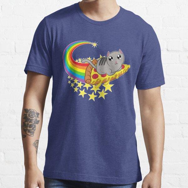 Pizza cat Essential T-Shirt