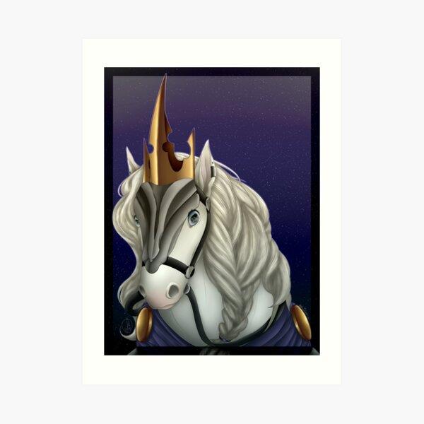 Four Horsemen: Conquest Art Print