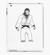 judofortheapes iPad Case/Skin