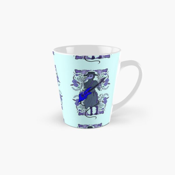 Death Rock Deep Blue Tall Mug
