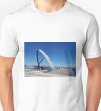 Elizabeth Quay Footbridge Unisex T-Shirt