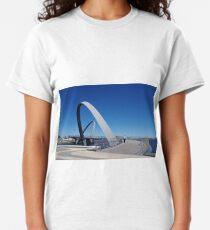 Elizabeth Quay Footbridge Classic T-Shirt