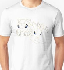Sandshrew and Sandslash T-Shirt