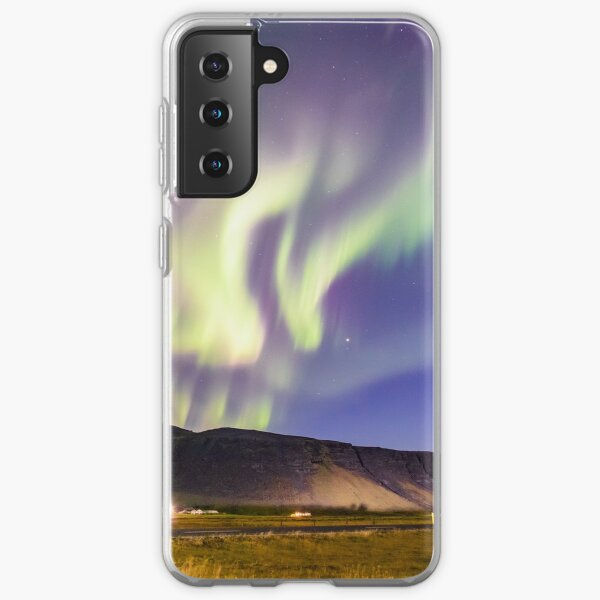 Ethereal Northern Lights Samsung Galaxy Soft Case