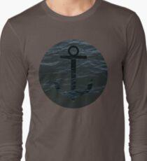 Ocean Anchor Long Sleeve T-Shirt
