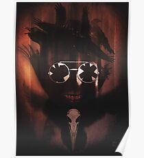 Violent Souls - Black Mirror Karl Poster