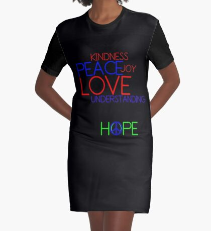 Not Just For Christmas.... Graphic T-Shirt Dress
