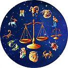 Libra Clock Star Signs Horoscope by Gotcha29