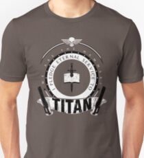 Pledge Eternal Service to Titan - Limited Edition T-Shirt