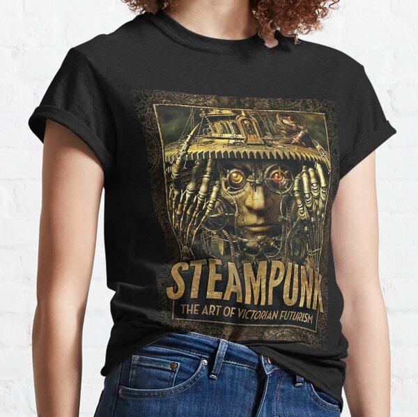 Steampunk Camiseta clásica