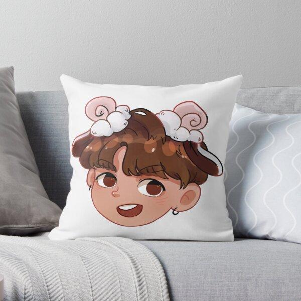 BTS Pillow Case \u2013Bangtan Boys Merchandise\u2013Bulletproof Boy Scouts Namjoon Taehyung Hoseok Yoongi Seokjin Jungkook Jimin Pillow Not Included