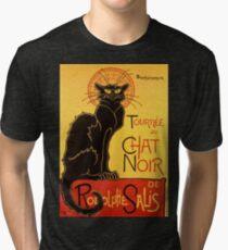 Tournee Du Chat Noir Tri-blend T-Shirt
