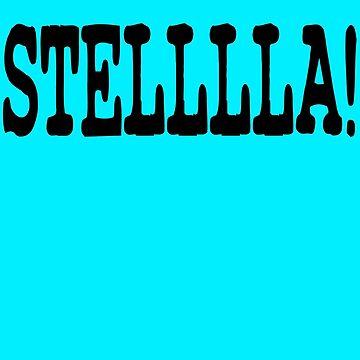STELLLLA! by TwigBean