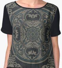 Celtic Mandala Chiffon Top