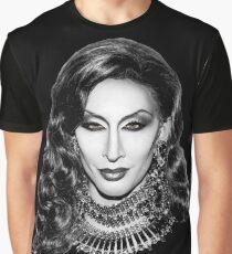 Detox Icunt - B & W LOOK Grafik T-Shirt