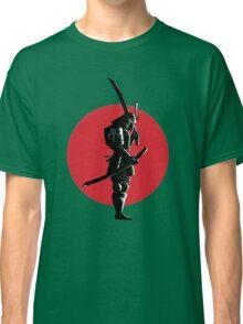 Bounty Hunter Samurai Classic T-Shirt
