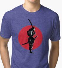 Bounty Hunter Samurai Tri-blend T-Shirt