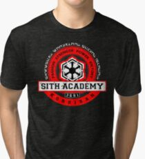 Sith Academy - Limited Edition Tri-blend T-Shirt