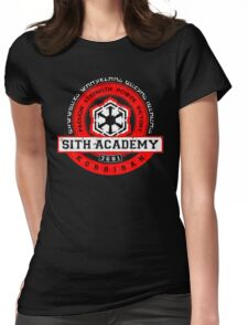 Sith Academy - Limited Edition Womens Fitted T-Shirt