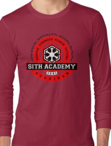 Sith Academy - Limited Edition Long Sleeve T-Shirt