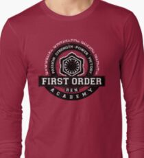 First Order Academy - Limited Edition Long Sleeve T-Shirt