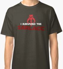 I Survived the Sarlacc Classic T-Shirt