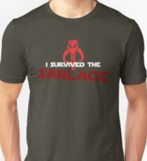 I Survived the Sarlacc T-Shirt