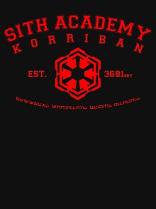 Sith T Shirts Redbubble
