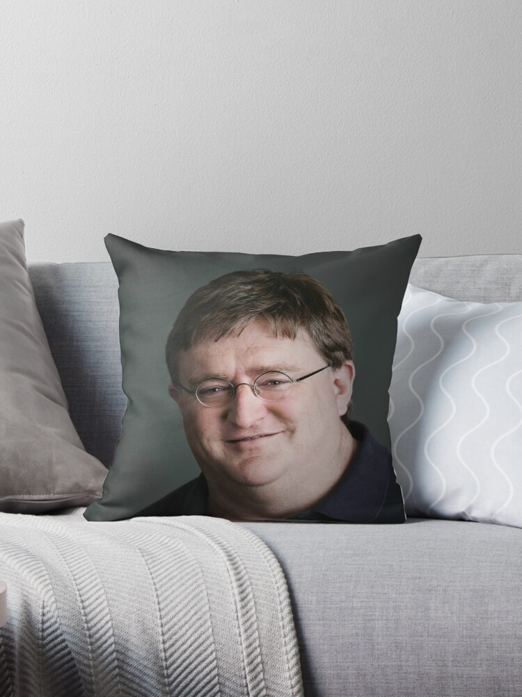 quotgaben is love gaben is lifequot throw pillows by