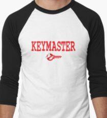Keymaster Men's Baseball ¾ T-Shirt