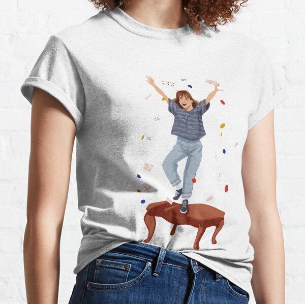 Matilda Dancing  Classic T-Shirt