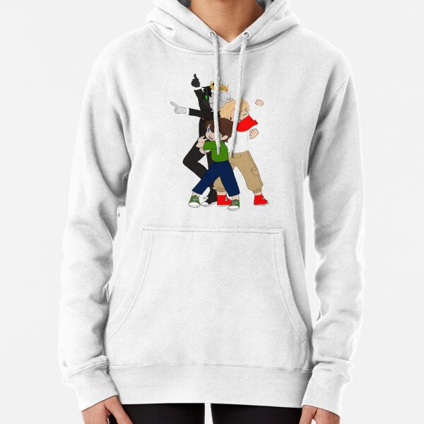 Tommyinnit, Tubbo & Ranboo Pullover Hoodie