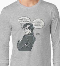 Lord Byron Long Sleeve T-Shirt