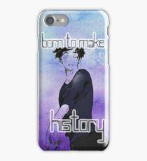 Katsuki Yuuri - Born to Make History iPhone Case/Skin