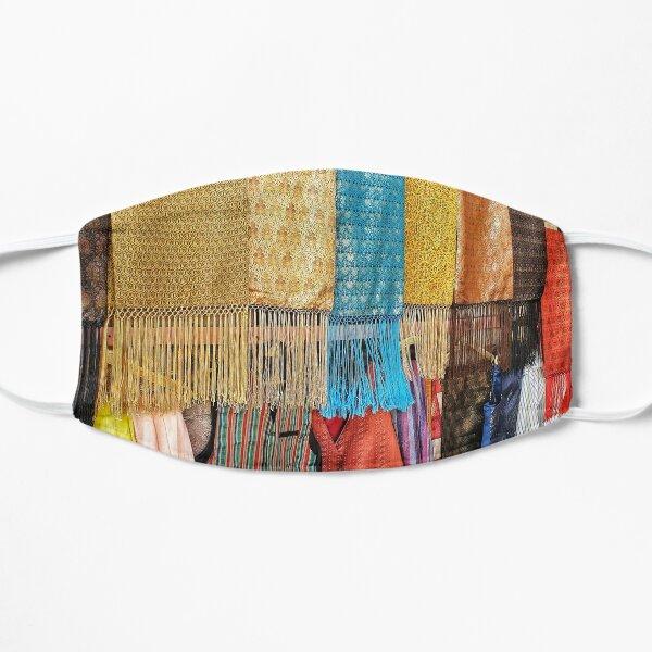 Damask (fabric) Flat Mask