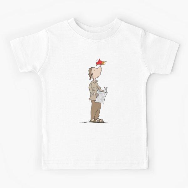 The perfect perch Kids T-Shirt